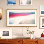 Samsung new TV looks like an art piece
