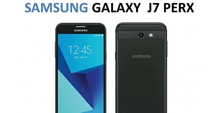 Sprint announced Samsung Galaxy J7 Perx 2017