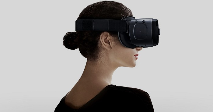 Samsung Gear VR with Samsung Galaxy S8