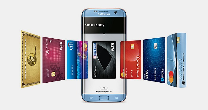 Samsung Pay is your Mobile Payments Service